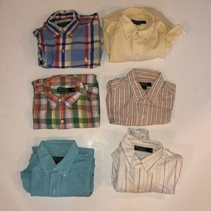 Polo Ralph Lauren Boys Button Down Shirt